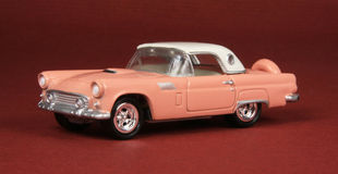 Ford Thunderbird 1955 Royalty Free Stock Photo