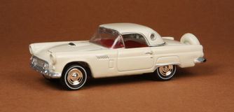 Ford Thunderbird 1955 Stock Photography