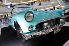 Ford Thunderbird Stock Photography