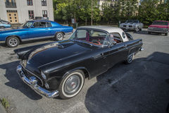 Ford 1956 Thunderbird Fotografie Stock
