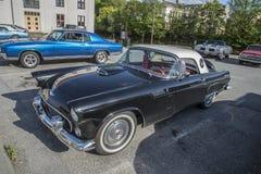 1956年Ford Thunderbird 库存图片