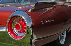 Ford Thunderbird 1963 Photos libres de droits