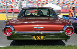 Ford Thunderbird 1963 Images libres de droits