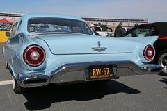 1957年Ford Thunderbird 免版税库存图片