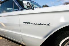 1964 Ford Thunderbird stock afbeelding