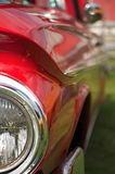 1955 Ford Thunderbird Royalty Free Stock Photography