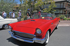 Ford Thunderbird classique Photos stock