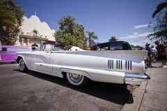 Ford Thunderbird Convertible Stock Foto
