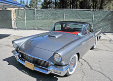Ford Thunderbird Hardtop Royalty Free Stock Photography