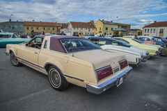 1979 Ford Thunderbird Heritage Edition Royalty-vrije Stock Afbeeldingen