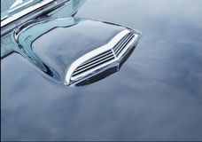 Ford Thunderbird huvskopa Arkivfoton