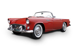 Ford Thunderbird Royalty Free Stock Photography