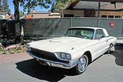 Ford Thunderbird Sedan Stock Photos