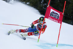 FORD Tommy in Audi Fis Alpine Skiing World-Kop Stock Foto