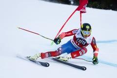 FORD Tommy no copo de Audi Fis Alpine Skiing World Imagens de Stock
