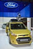 Ford Tourneo Connect an der Genf-Autoausstellung lizenzfreies stockfoto