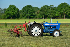Ford Tractor Royalty Free Stock Images