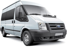 Ford Transit Photographie stock