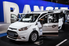 Ford Transit Connect Van. At the 65th IAA Commercial Vehicles fair 2014 in Hannover, Germany Stock Photo