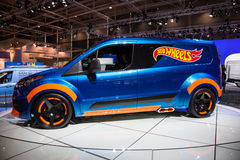 Ford Transit Hot Wheels Concept Stock Image