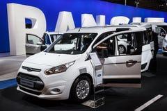 Ford transport Łączy Van Zdjęcie Stock