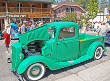 Ford transporta Imagem de Stock Royalty Free