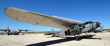 Ford Tri-Motor royalty free stock images