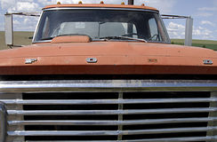 FORD TRUCK Stock Photo