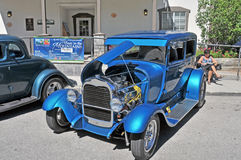 Ford Tudor Sedan Arkivbilder