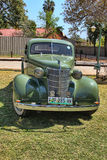 1936 Ford Two-Door Coupe with Rumble Seat front view Royalty Free Stock Photography