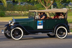 Ford un faetón (1929) Fotos de archivo libres de regalías