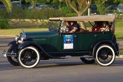 Ford un faeton (1929) Fotografie Stock Libere da Diritti