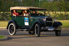 Ford un faeton (1929) Fotografie Stock