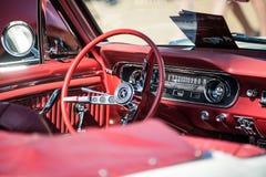 Ford Мustang стоковое фото