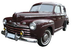 Ford V8 1947 de lujo estupendo Imagen de archivo libre de regalías