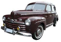 Ford V8 1947 de luxe super imagem de stock royalty free