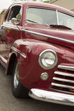 1948 Ford vermelho Fotografia de Stock Royalty Free