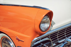 1956 Ford Victoria Classic Car Stock Photography