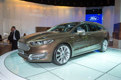 Ford Vignale - world premiere Stock Photos