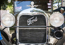 Ford Vintage Car Royaltyfri Bild