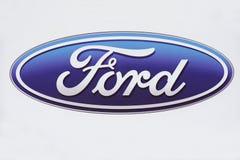 Ford-Zeichen Stockbilder