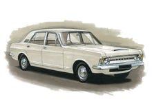 Ford Zephyr MkIV Immagini Stock Libere da Diritti