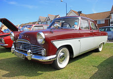 Ford zodiac classic vintage car Royalty Free Stock Photography