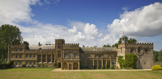 Forde Abbey royalty free stock photo