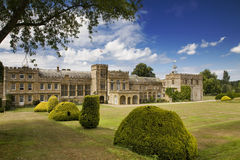 Forde Abbey. View of Forde Abbey, Dorset Stock Photography