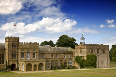 Forde Abbey. View of Forde Abbey, Dorset Royalty Free Stock Photography