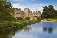 Forde Abbey. View of Forde Abbey, Dorset Stock Photos
