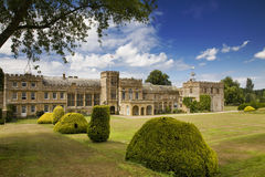 Forde Abbey, Dorset, England Royalty Free Stock Images