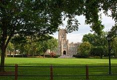 Fordham uniwersytet, Bronx, Miasto Nowy Jork Zdjęcie Royalty Free