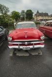 1953 fordomatic convertíveis do crestline do baixio Imagem de Stock Royalty Free